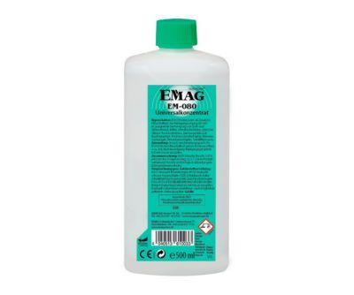 Ultraschallreiniger Konzentrat EMAG EM-080, 500 ml, universell verwendbar