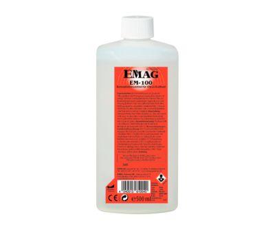 Ultraschallreiniger Konzentrat EMAG EM-100 zur Entoxidation, 500 ml, nur für gewerbliche Zwecke
