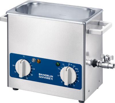 Ultrasoon reinigingsapparaat SONOREX SUPER RK 102 H