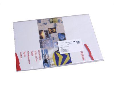 Unipost-Klarsichttaschen, DIN C4