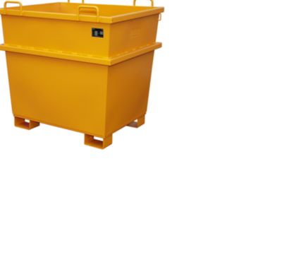 Universal-Container UC 1000, orange