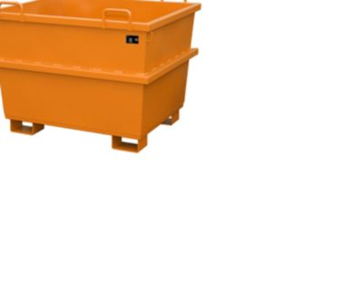 Universal-Container UC 750, orange