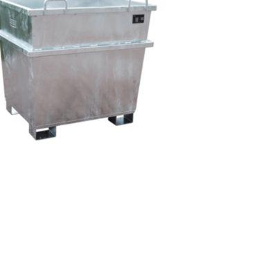Universele container UC 1000, gegalvaniseerd, gegalvaniseerd