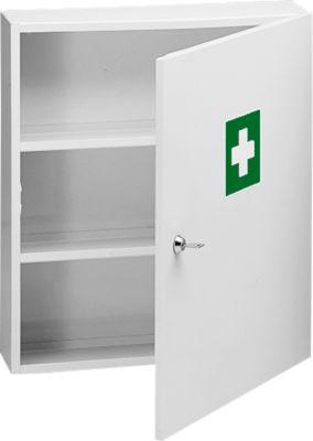 Universele medicijnkast, zonder inhoud b 400 x H 455 mm