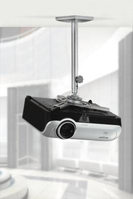 Universelle Deckenhalterung DHP8 für Multimedia-Projektoren