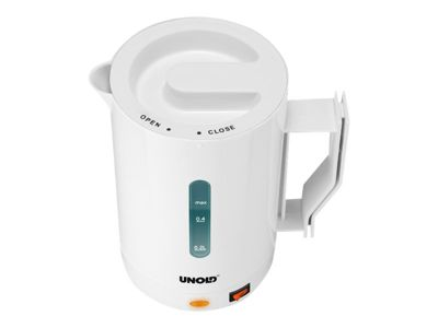 UNOLD 8210 - Wasserkocher - weiß