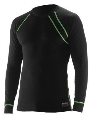 Unterhemd Rundhals schwarz XXXL