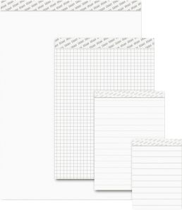 Ursus Notizblock, DIN A4, kariert, 48 Blatt