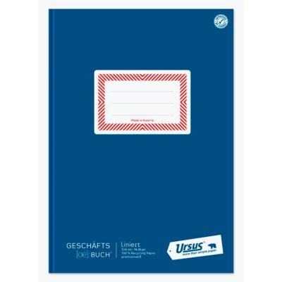 Ursus® Ö-Geschäftsbuch, A4, 96 Bl. 9mm liniert