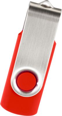 USB-Stick 2.0 Modell C5, 16 GB, rot
