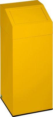 VAR Wertstoffsammler, Inhalt 76 Liter, gelb
