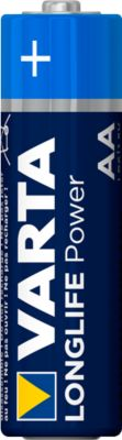 VARTA High Energy batterijen, Mignon AA 1,5V, 4 stuks