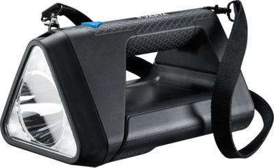VARTA Work Flex, Cree LED + medium power LED's, 3 lichtmodi, IPX4, incl. oplaadkabel.