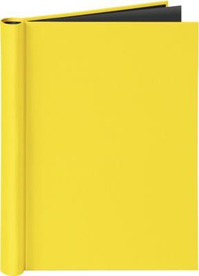 Veerbinder VELOCOLOR®, voor DIN A4-formaat, met veerklem, max. 150 vel, geel, voor DIN A4-formaten
