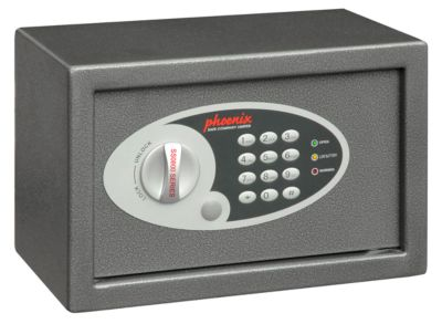 Vela Home & Office Safe, serie SS0801E, B 310 x D 200 x H 200 x H 200 mm.