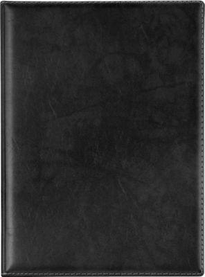 VELOFLEX-documentmap Exquisit, DIN A4, leer, zwart, zwart