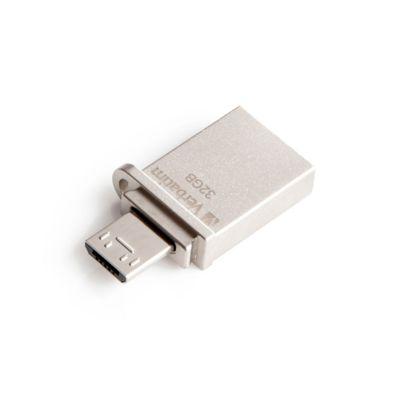 Verbatim USB-Stick OTG Micro Drive, USB 3.0, Speicherkapazität, 64GB