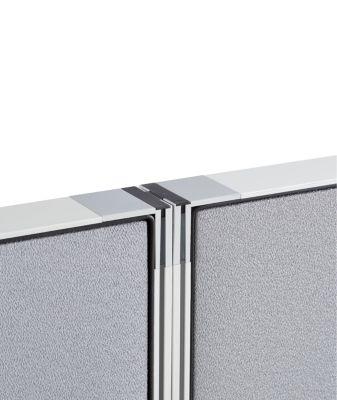 Verbindingselement vast, hoogte 1200 mm, 4 stuks