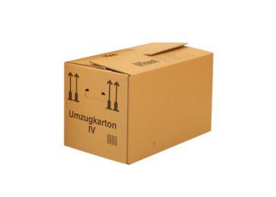 Verhuiskartons 40 kg draagkr 5st/pak