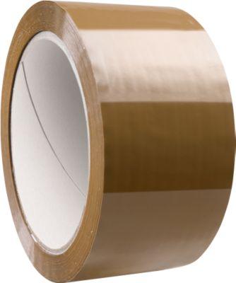 Verpakkingstape Classic, 50 mm x 66 m, bruin, 36 rollen