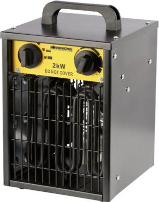 Verwarmingstoestel Ventus 200, voor ruimtes van 40 tot 180 m3, spanning, 2 verwarmingsstanden, 1 blaasstand