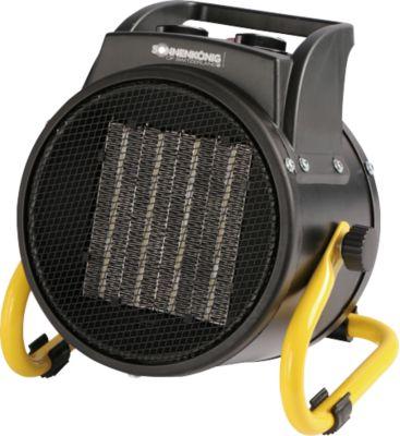 Verwarmingstoestel Ventus 210, voor ruimtes van 40 tot 180 m3, spanning, 2 verwarmingsstanden, 1 blaasstand