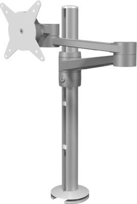 ViewLite Monitorarm 122, f. 24 Zoll Monitore, tiefen- u. höhenverstellbar, 360 Grad Rotation