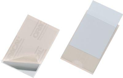 Visitekaarthoesjes, zijkant open, 93 x 62 mm, 100 stuks