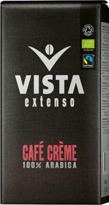 Vista Café Creme extenso, ganze Bohnen, 1 kg