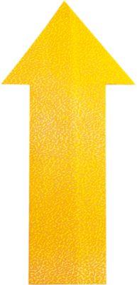Vloermarkering Durable, zelfklevend in pijlvorm, voor vloer, 10 stuks