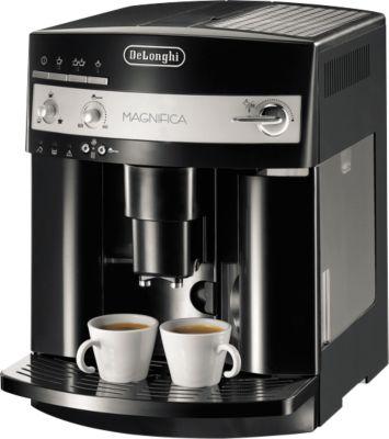 Volautomatische koffiemachine DéLonghi ESAM 3000 B + koffiebonen, gratis.