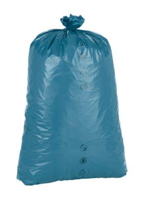 Voordelige aanbieding: 200 Afvalzakken Premium LDPE, 100 mµ, 120 en 240 liter, 100 stuks