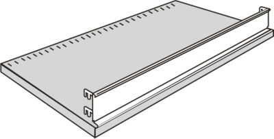 Voorzetlijsten, b 995 x h 40 mm