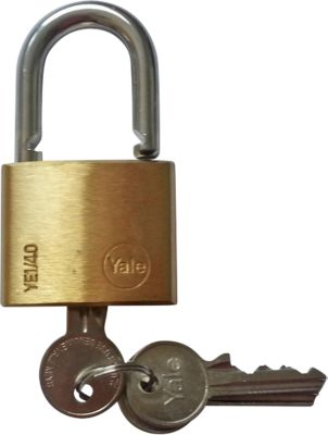Vorhängeschloss für eXtreme-Drehriegelschloss mit 2 Schlüsseln