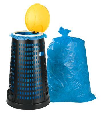 Vuilniszakhouder van polypropyleen met 100 vuilniszakken