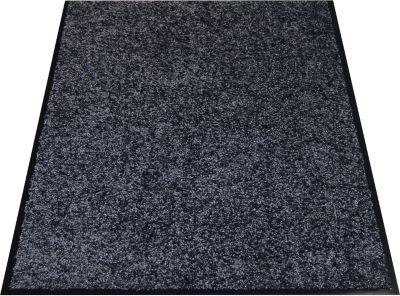 Vuilopvangmat, 600 x 900 mm, grijs