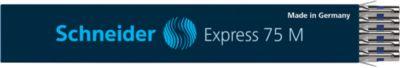 Vulling Express 75, blauw, 10 stuks