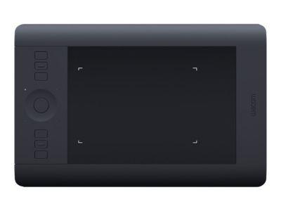 Wacom Intuos Pro Small - Digitalisierer - USB - Schwarz