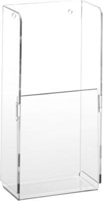 Wandhalter für 1/3 DIN A4, 2 Stück