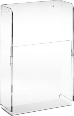 Wandhalter für DIN A5, 2 Stück