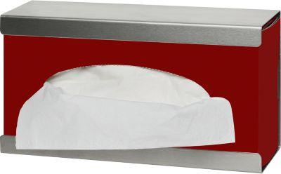 Wandhalterung für Handschuhe/Handtücher, inklusive Montagematerial, Edelstahl
