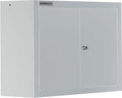 Wandkast MS 750 lichtgrijs