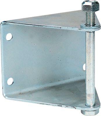 Wandkonsole, für Schlauchaufroller Druckluft, 10 Meter, 120 Grad Schwenkbereich