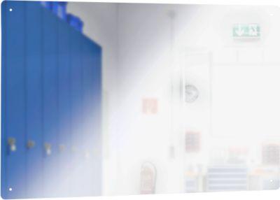 Wandspiegel van acryl, 400 x 600 mm