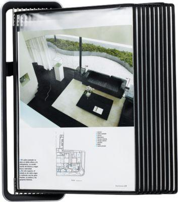 Wandsystem VEO WALL, DIN A, mit 10 Tafeln