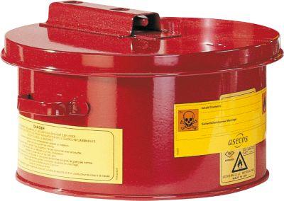 Wasch- und Tauchbehälter, Rot, 4 L