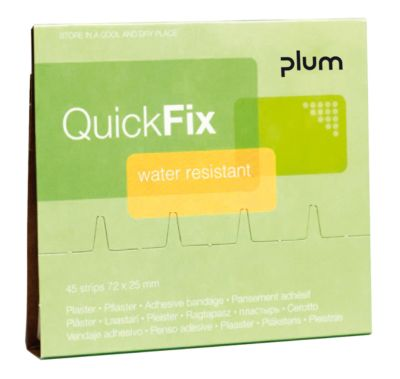 Wasserfeste Pflaster Nachfüllpack, für QuickFix