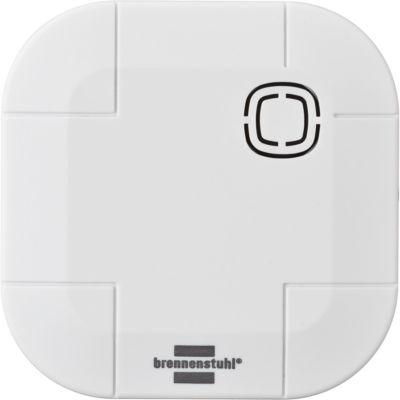Wassermelder Brennenstuhl, Smart Home, Reichweite 100 m, App-Steuerung, inkl. Batterien