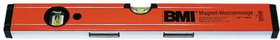 Wasserwaage Alu m. Magnet Länge 400 mm