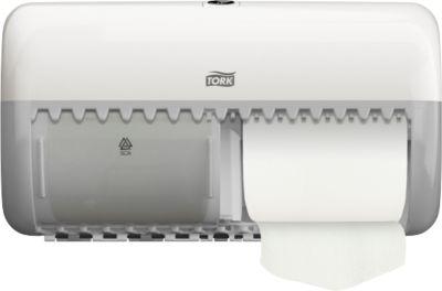 WC papier dispenser Kleinerol, wit